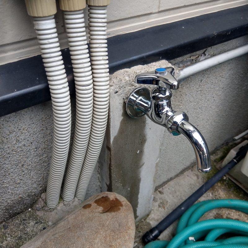 大阪市平野区外蛇口水漏れ修理
