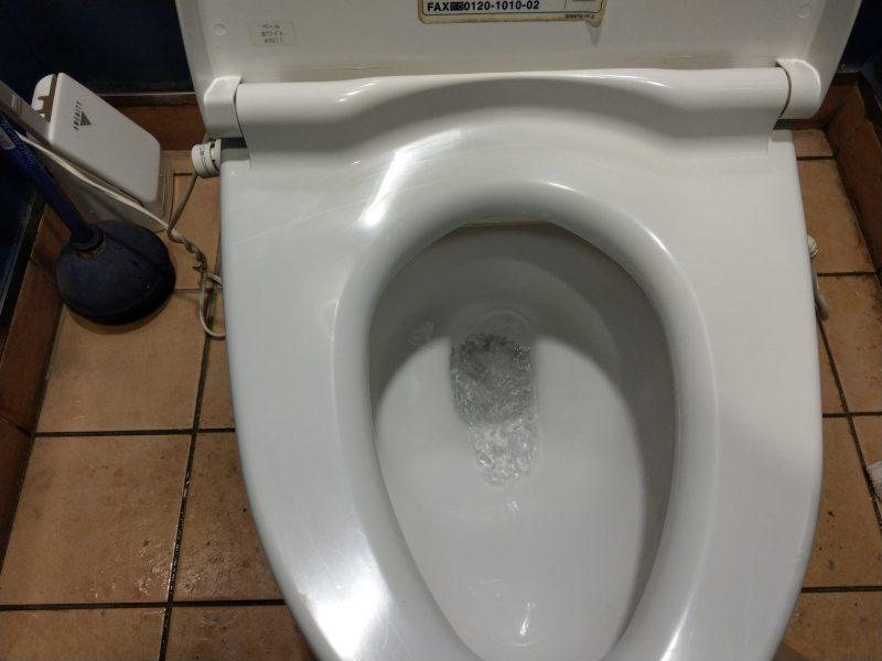 大阪府藤井寺市トイレつまり修理 排水菅つまり除去の依頼