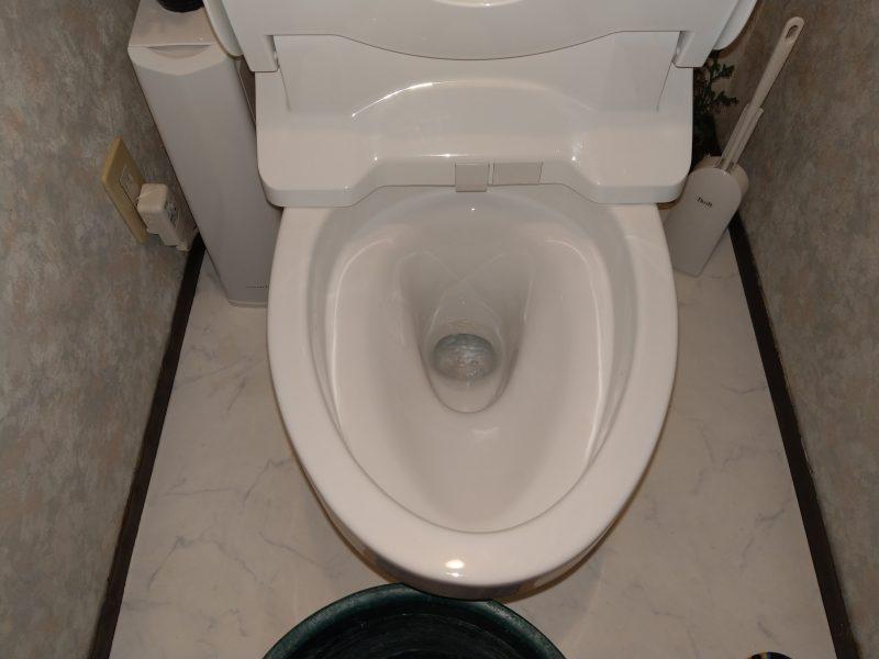 トイレ排水詰まり作業の依頼(大阪府大阪市鶴見区緑)