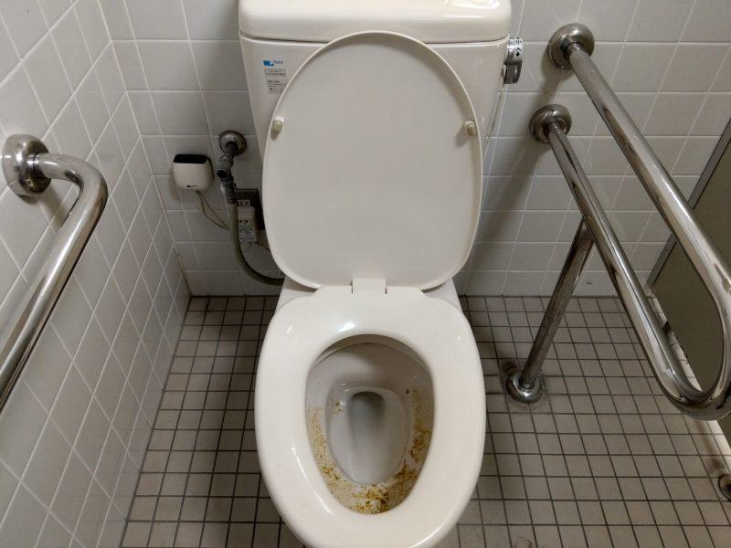 大阪府大阪市西成区津守でトイレつまり修理ローポンプ作業