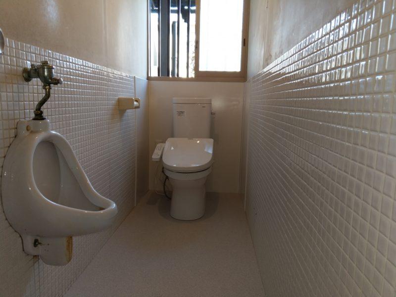 兵庫県川西市でのトイレ水漏れ修理からトイレ工事