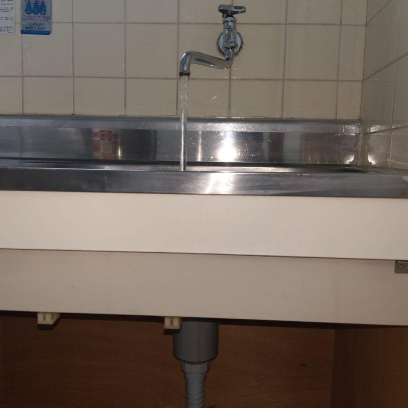 大阪府大阪市城東区鴫野西での台所排水の臭いが気になる依頼