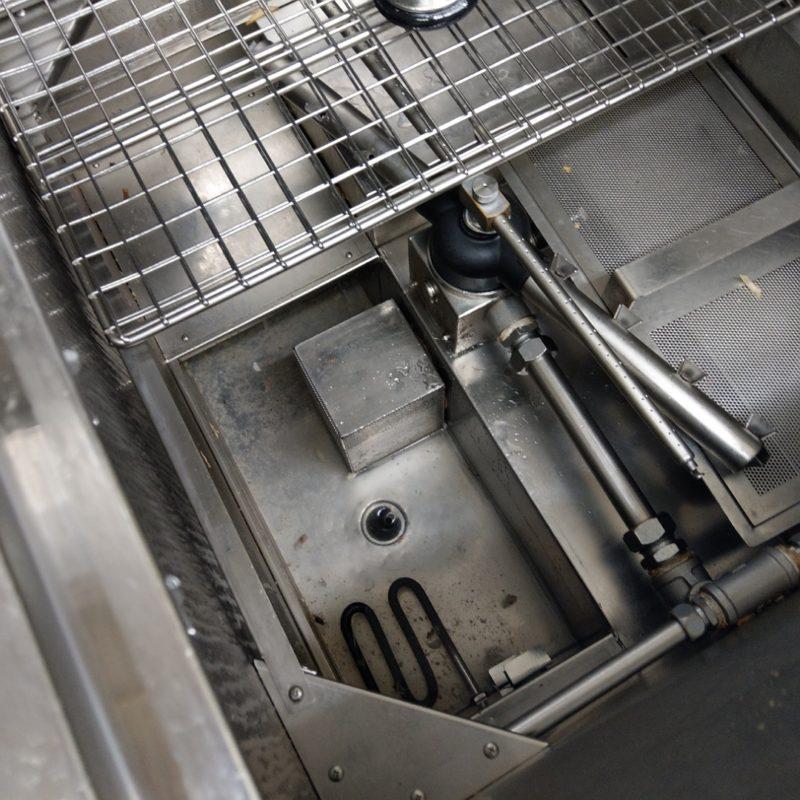 大阪府大阪市浪速区での食洗機排水管から水漏れ修理