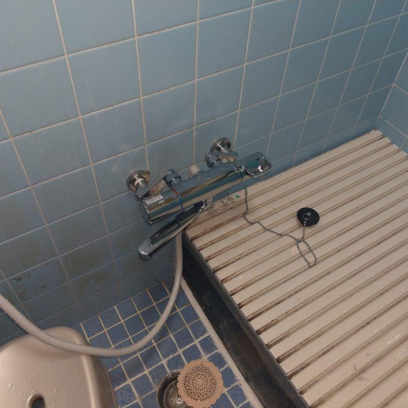 大阪府守口市での浴室蛇口交換(キャンペーン価格)