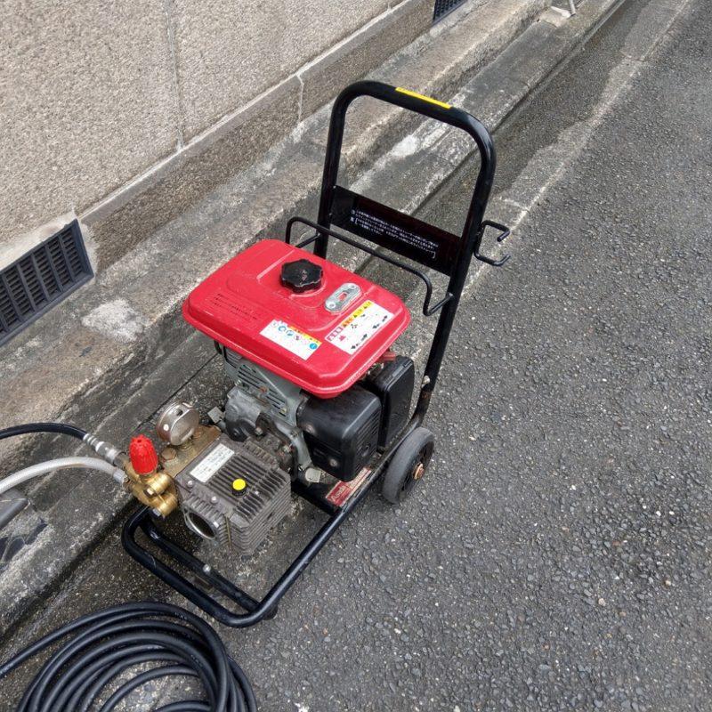 大阪府大阪市鶴見区放出東での排水マスの補修と高圧洗浄の依頼